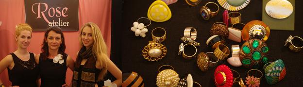 Atelier rose, des petites merveilles de bijoux