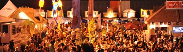 Premières impressions d'un festival haut en couleur!