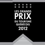 Grand Prix du Tourisme Desjardins des Cantons-de-l'Est