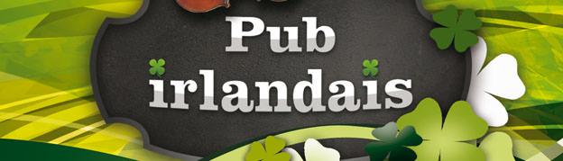 Une visite au Pub irlandais