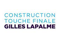 Logo du partenaire: Construction Touche finale - Gilles Lapalme